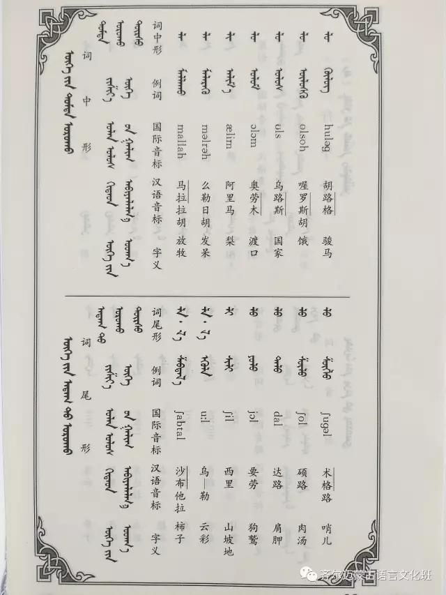 学蒙古语的人很多,学蒙古语的书籍有哪些?┃回顾50年代至今学蒙古语的书籍(2) 第122张