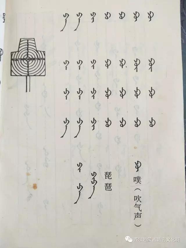 学蒙古语的人很多,学蒙古语的书籍有哪些?┃回顾50年代至今学蒙古语的书籍(3) 第38张 学蒙古语的人很多,学蒙古语的书籍有哪些?┃回顾50年代至今学蒙古语的书籍(3) 蒙古文化
