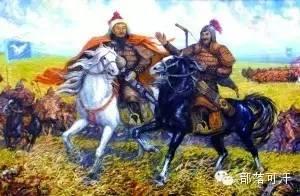 【蒙古历史人物】哈撒尔 蒙古文化