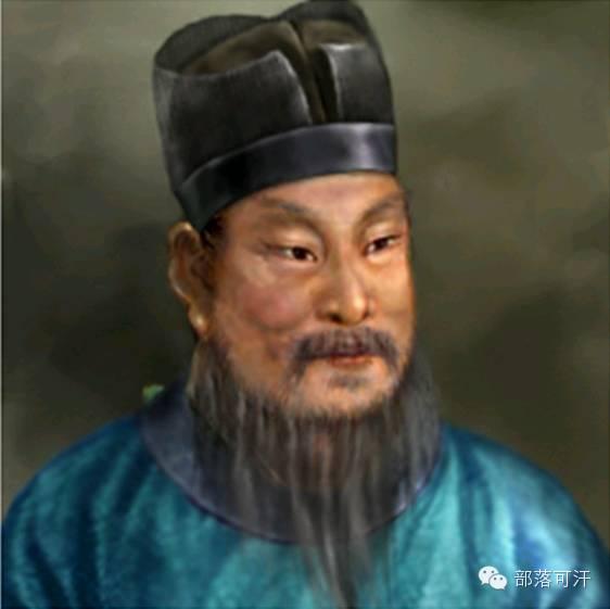一个韩国人画的蒙古帝国人物头像 第18张 一个韩国人画的蒙古帝国人物头像 蒙古文化