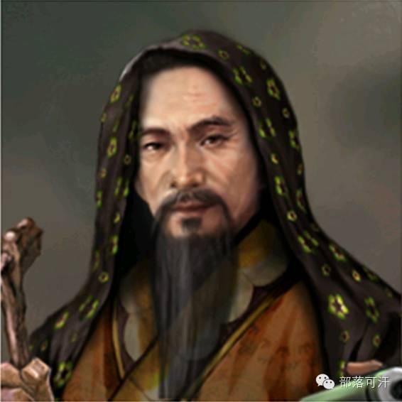 一个韩国人画的蒙古帝国人物头像 第19张 一个韩国人画的蒙古帝国人物头像 蒙古文化