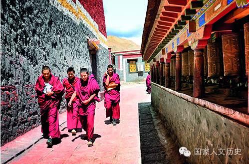 人物 | 八思巴,来自西藏的蒙古帝师 第2张 人物 | 八思巴,来自西藏的蒙古帝师 蒙古文化