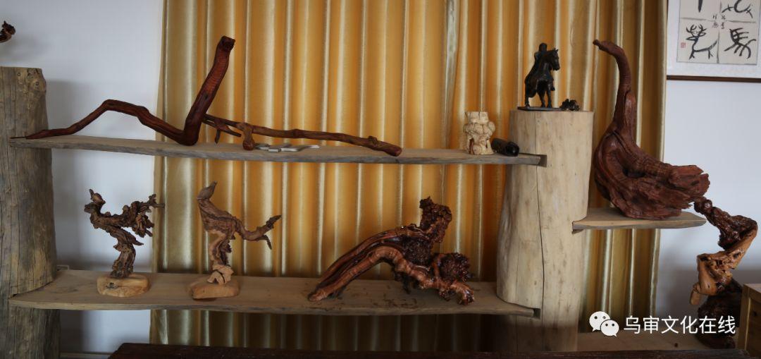 【人物】牧民雕刻能手敖日格勒~~~(蒙古文) 第21张 【人物】牧民雕刻能手敖日格勒~~~(蒙古文) 蒙古工艺