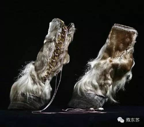 【蒙古设计师作品】这样的马蹄鞋,你想拥有吗? 第2张