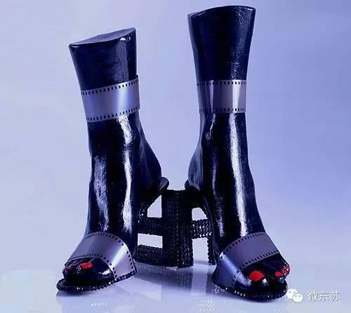 【蒙古设计师作品】这样的马蹄鞋,你想拥有吗? 第6张