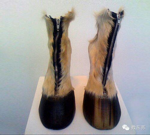 【蒙古设计师作品】这样的马蹄鞋,你想拥有吗? 第11张