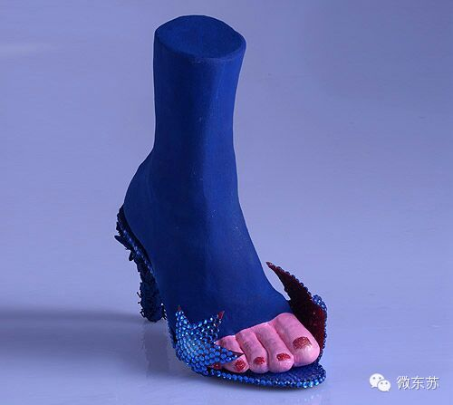 【蒙古设计师作品】这样的马蹄鞋,你想拥有吗? 第10张