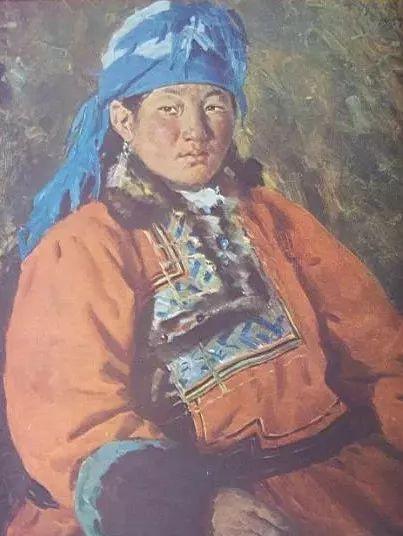 【必知常识】蒙古族妇女的装饰礼俗(Mongol) 第5张 【必知常识】蒙古族妇女的装饰礼俗(Mongol) 蒙古文库