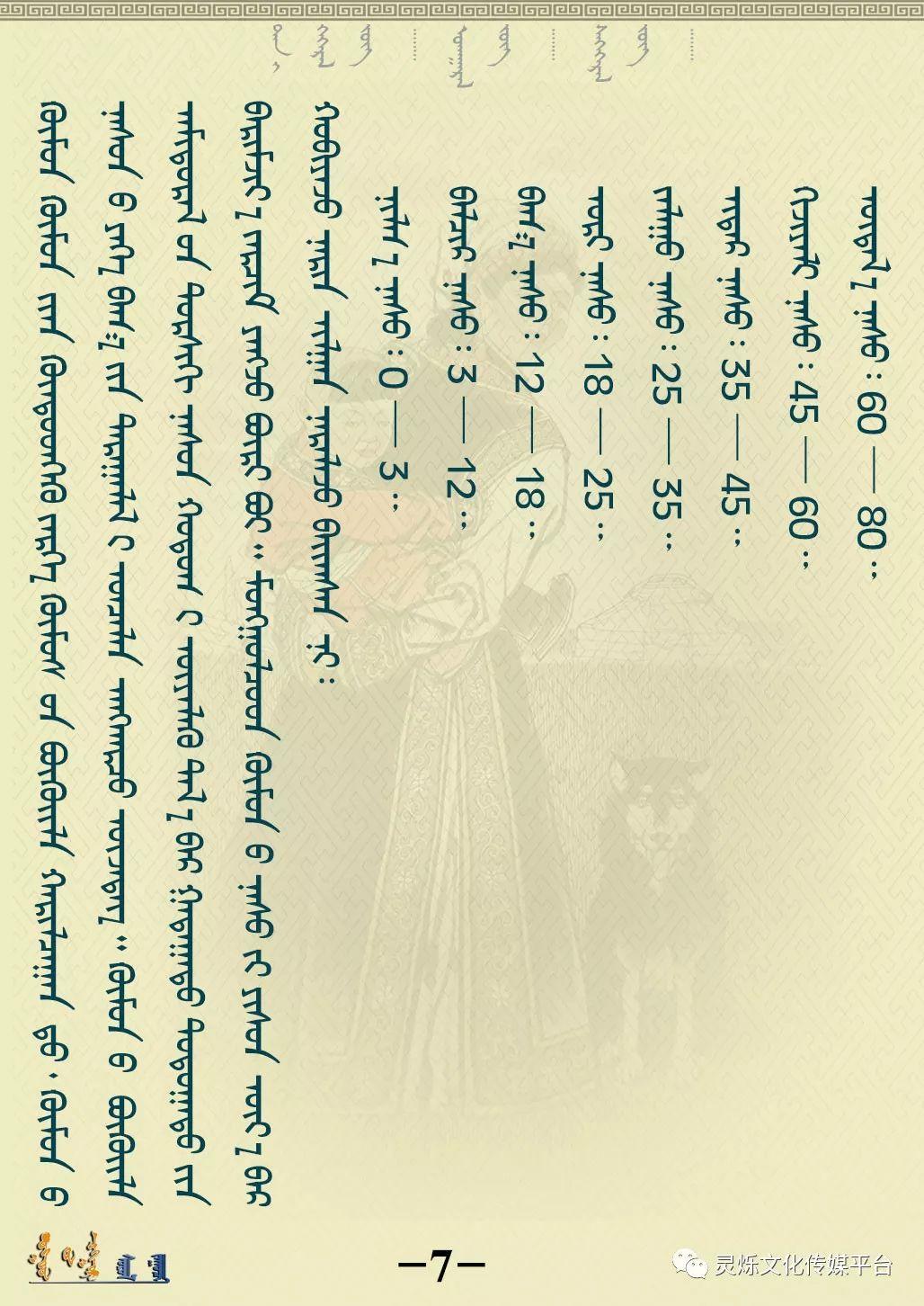 【蒙古民俗】 ᠮᠣᠩᠭᠣᠯ ᠤᠬᠠᠭᠠᠨ ᠬᠢᠭᠡᠳ ᠭᠡᠷᠤᠨ ᠰᠤᠷᠭᠠᠯ ᠬᠥᠮᠥᠵᠢᠯ 2 第7张
