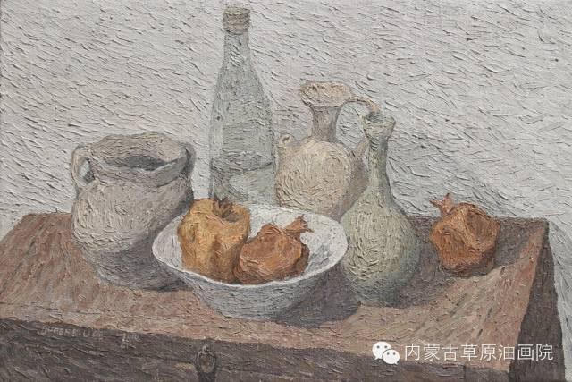 🔴内蒙古草原油画院画家--都仁毕力格 第14张 🔴内蒙古草原油画院画家--都仁毕力格 蒙古画廊