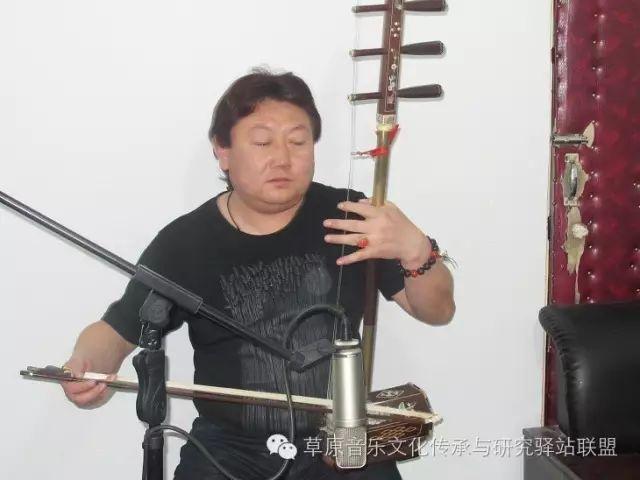 蒙古族说唱艺术家布仁巴雅尔(库伦人) 第2张 蒙古族说唱艺术家布仁巴雅尔(库伦人) 蒙古音乐