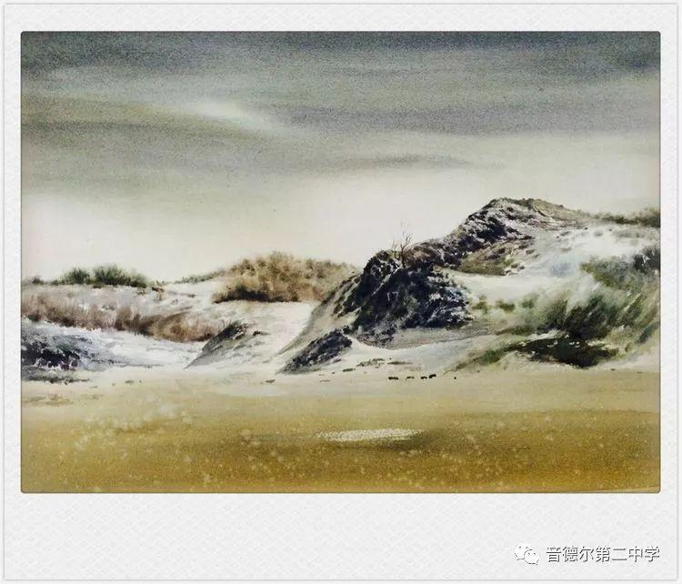 【关注】一位90后美术教师的初心与担当 第19张 【关注】一位90后美术教师的初心与担当 蒙古画廊