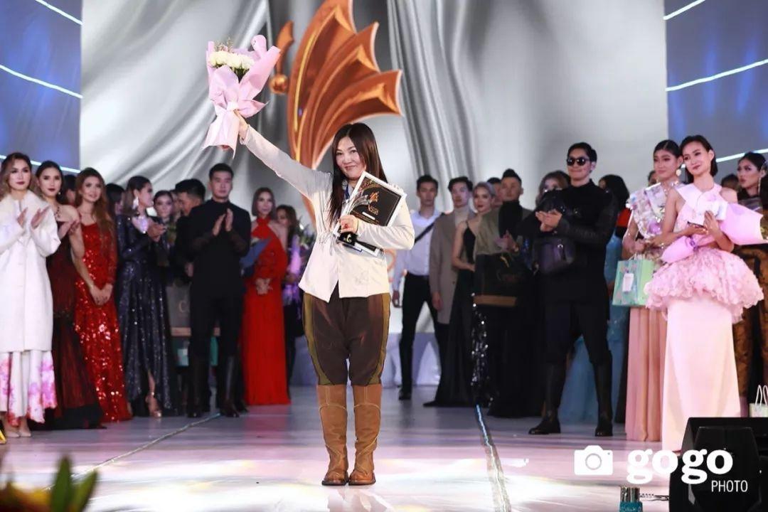 """蒙古国""""GOYOL2020""""时装周精彩瞬间 第10张"""
