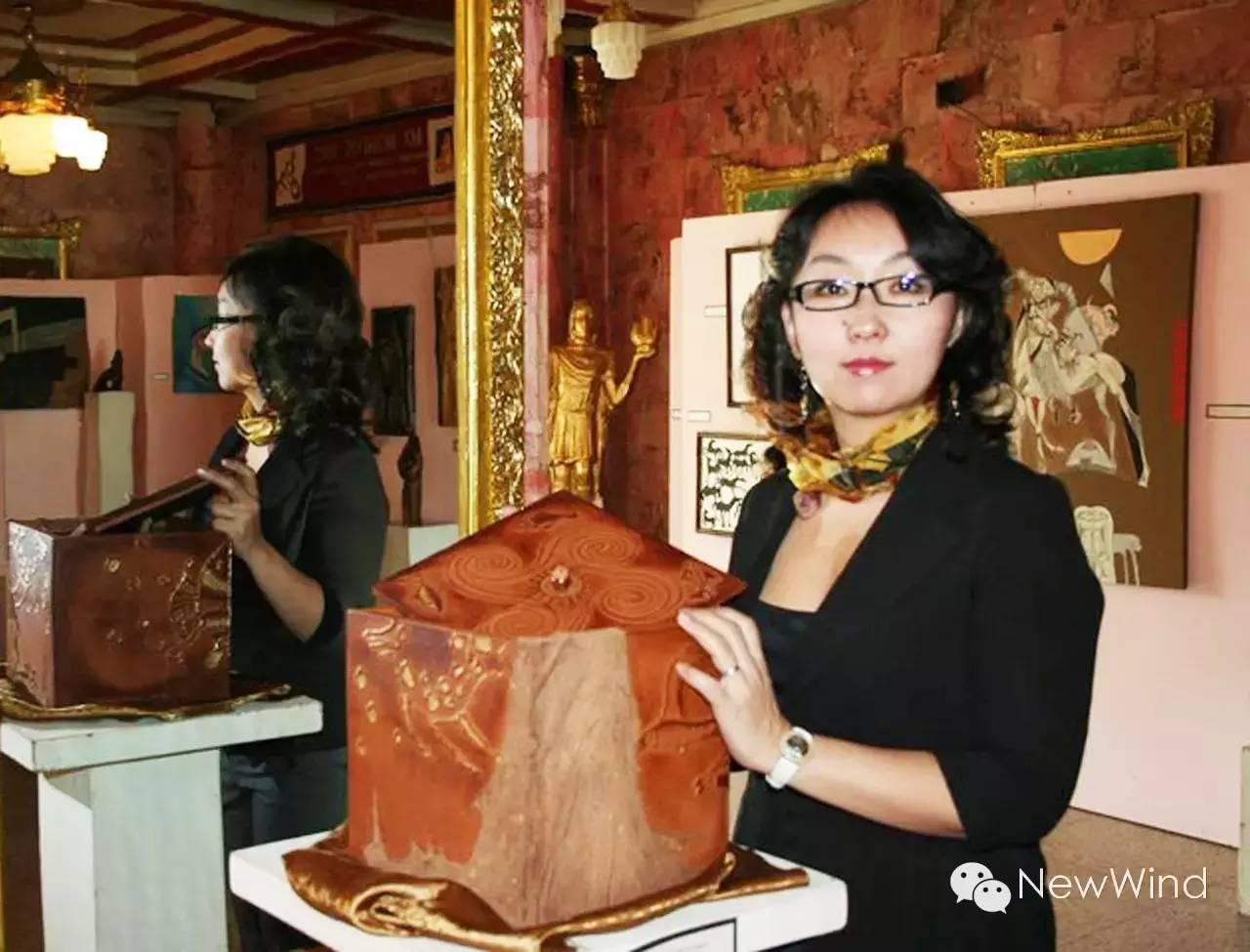 【艺术家】蒙古国画家 . 艺术家  - D.Gantugs 玩偶作品 第15张 【艺术家】蒙古国画家 . 艺术家  - D.Gantugs 玩偶作品 蒙古画廊