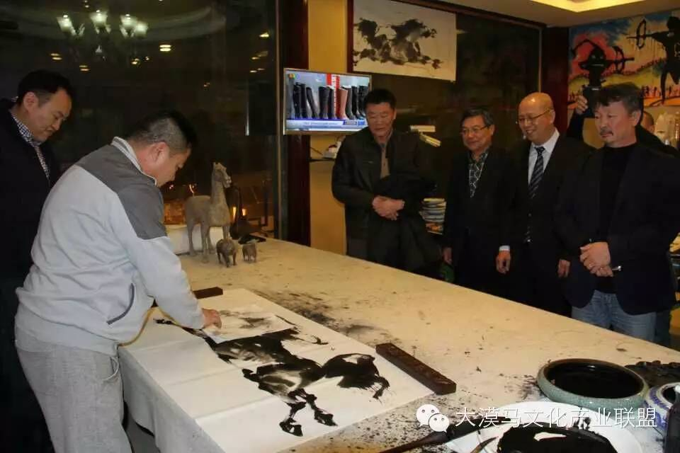 大召当代艺术中心蒙古国画家【拉·苏和巴特尔】 第17张 大召当代艺术中心蒙古国画家【拉·苏和巴特尔】 蒙古画廊