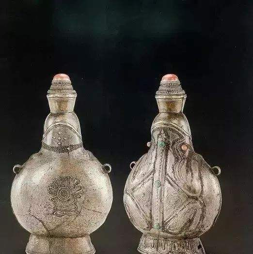 蒙古族生活中的这些文物,同时又是艺术品巅峰之作 第4张