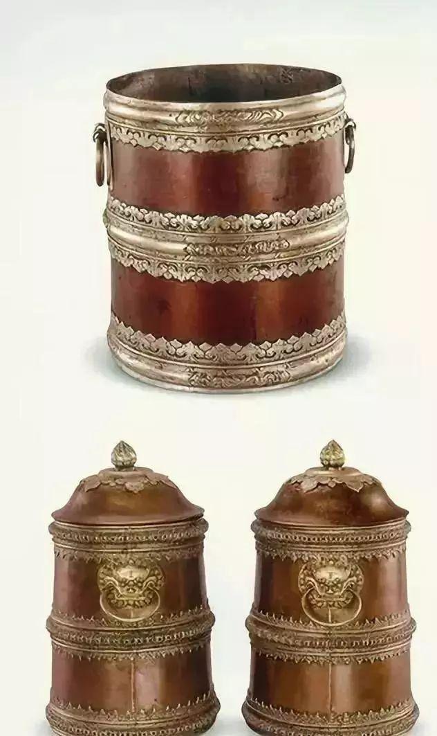 蒙古族生活中的这些文物,同时又是艺术品巅峰之作 第8张