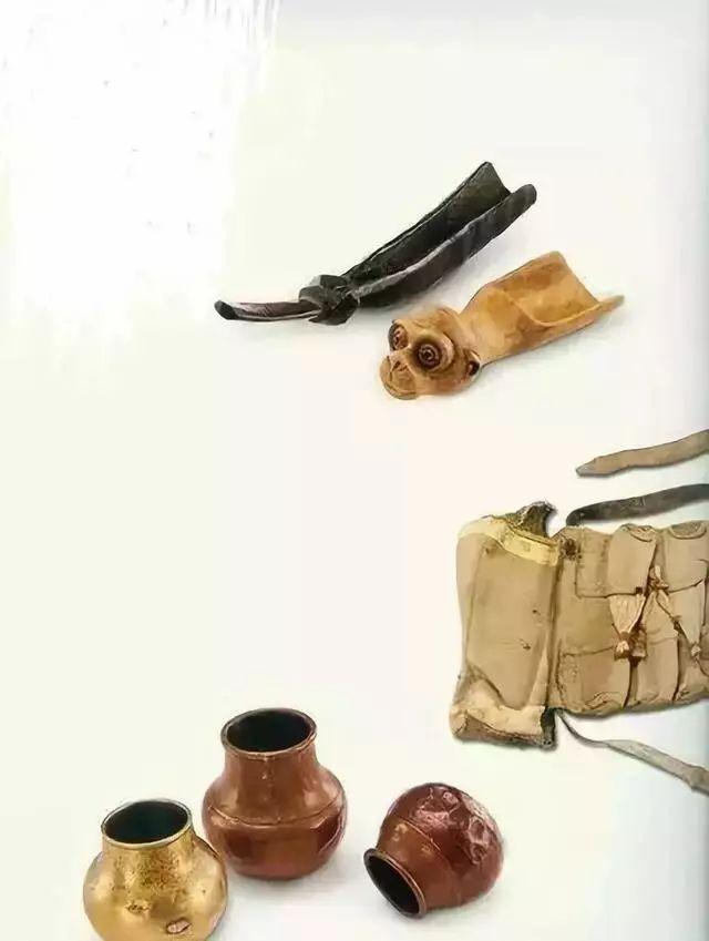 蒙古族生活中的这些文物,同时又是艺术品巅峰之作 第11张