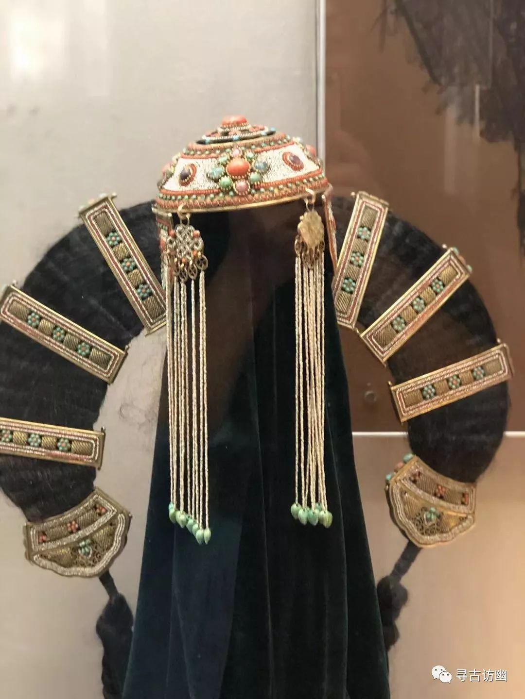 内蒙古锡林浩特博物馆 第19张 内蒙古锡林浩特博物馆 蒙古工艺