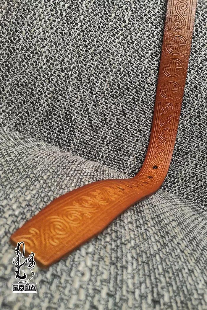 【蒙古时尚】蒙古风皮带 | 属于男人的第二张脸 内附新年礼物哦 第3张