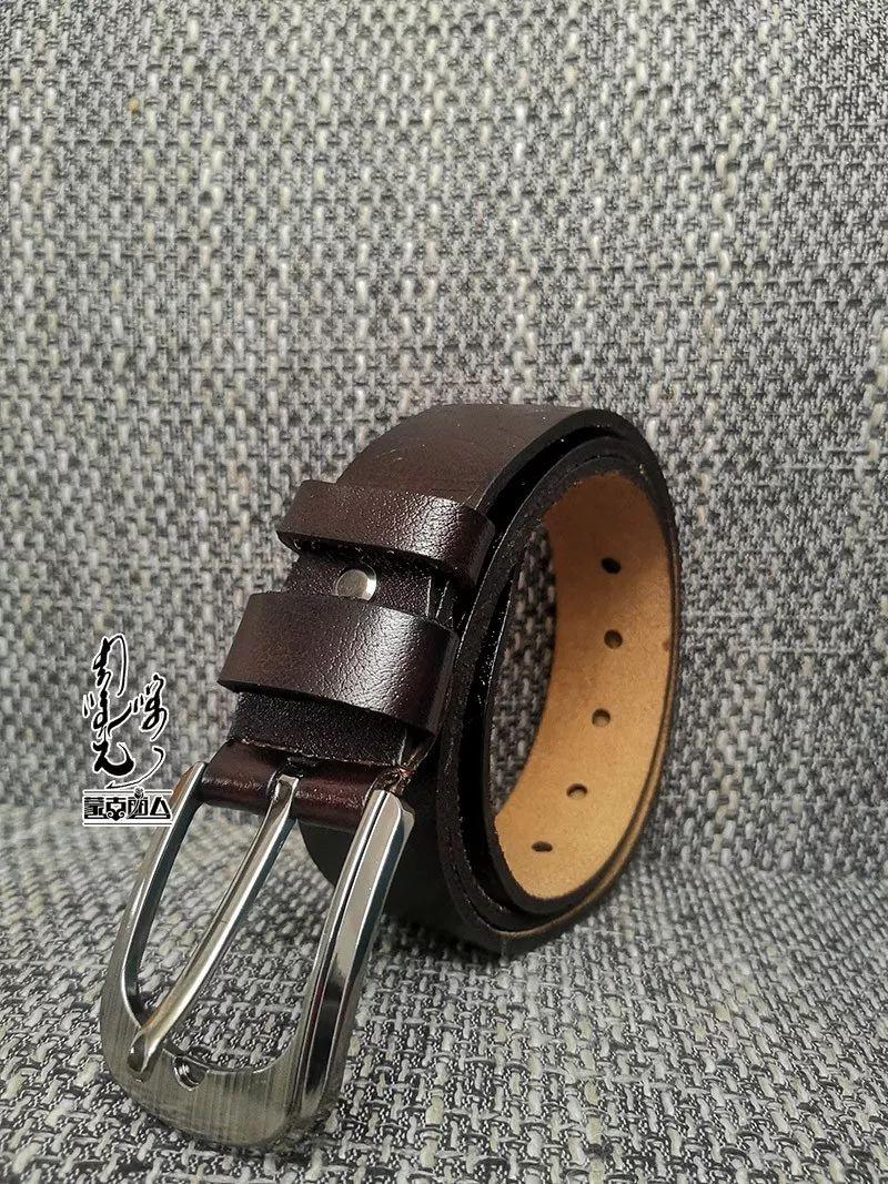 【蒙古时尚】蒙古风皮带 | 属于男人的第二张脸 内附新年礼物哦 第6张