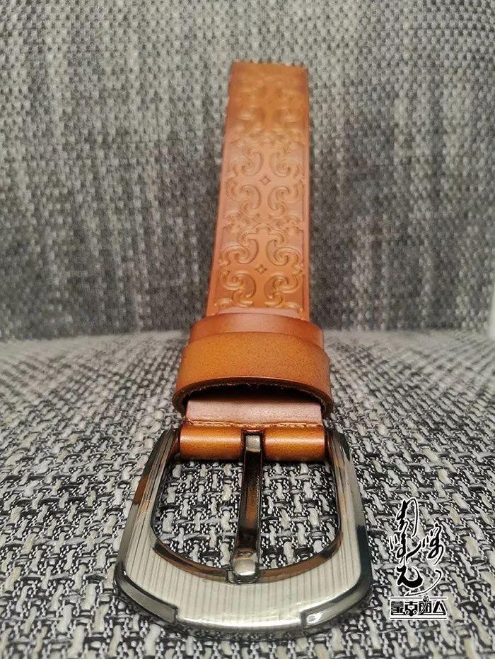 【蒙古时尚】蒙古风皮带 | 属于男人的第二张脸 内附新年礼物哦 第10张