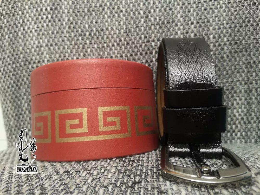【蒙古时尚】蒙古风皮带 | 属于男人的第二张脸 内附新年礼物哦 第16张