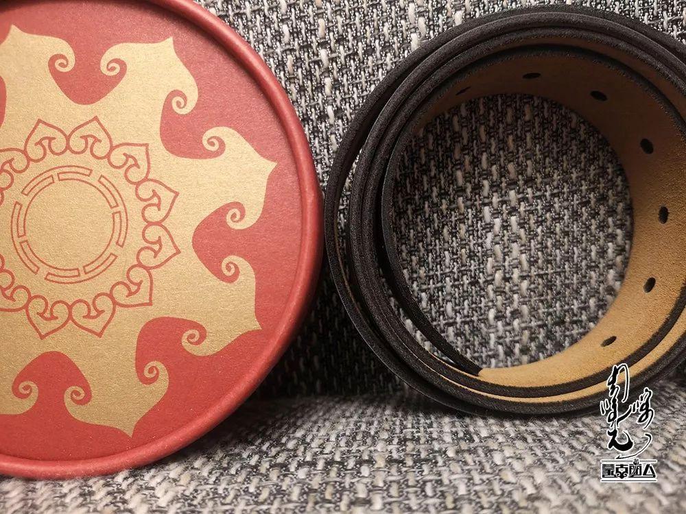 【蒙古时尚】蒙古风皮带 | 属于男人的第二张脸 内附新年礼物哦 第15张