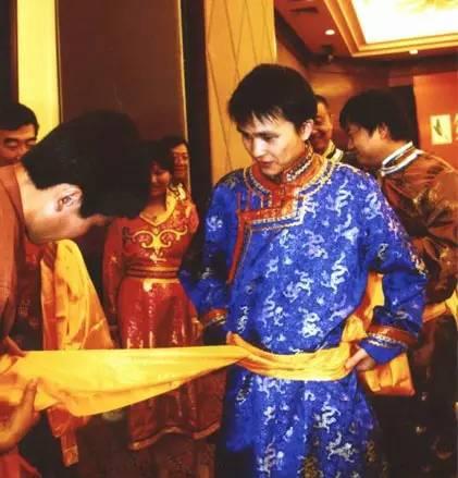 【习俗】蒙古族腰带文化及其象征意义(蒙古文) 第2张