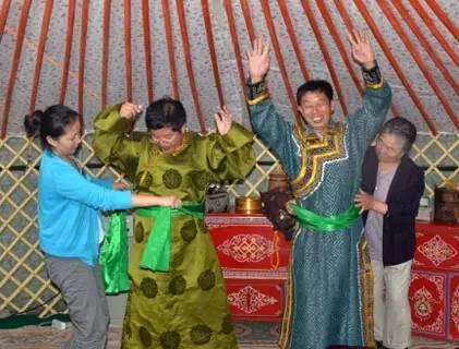 【习俗】蒙古族腰带文化及其象征意义(蒙古文) 第7张