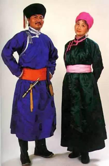 【习俗】蒙古族腰带文化及其象征意义(蒙古文) 第12张