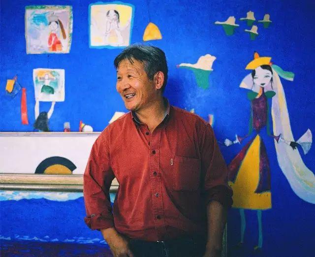 蒙古最受国际注目的当代艺术家:齐沐德 第1张
