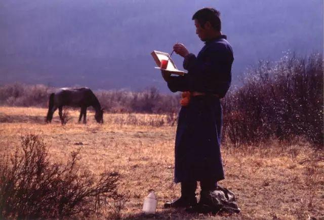 蒙古最受国际注目的当代艺术家:齐沐德 第4张