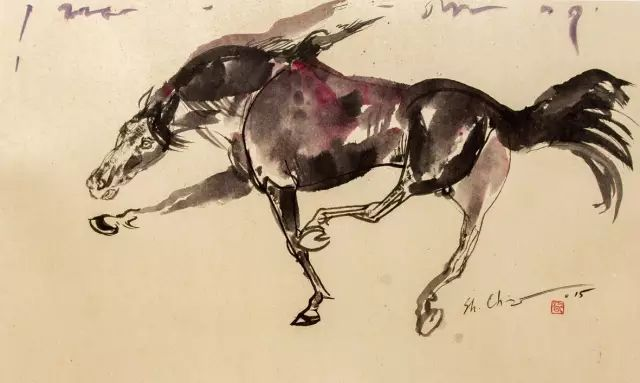 蒙古最受国际注目的当代艺术家:齐沐德 第10张