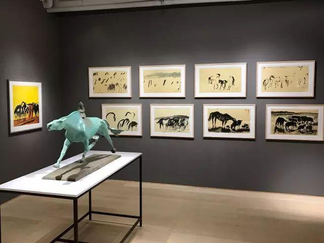 蒙古最受国际注目的当代艺术家:齐沐德 第17张