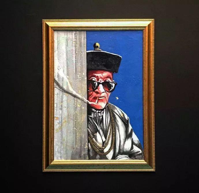 蒙古街头涂鸦艺术家heescco  第5张