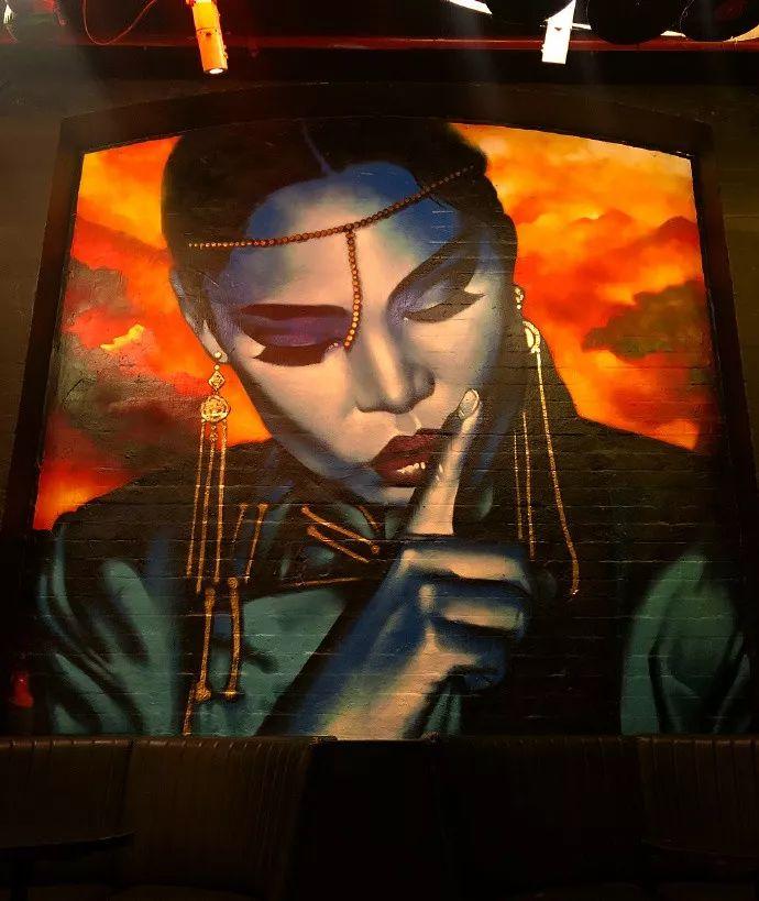 蒙古街头涂鸦艺术家heescco  第7张