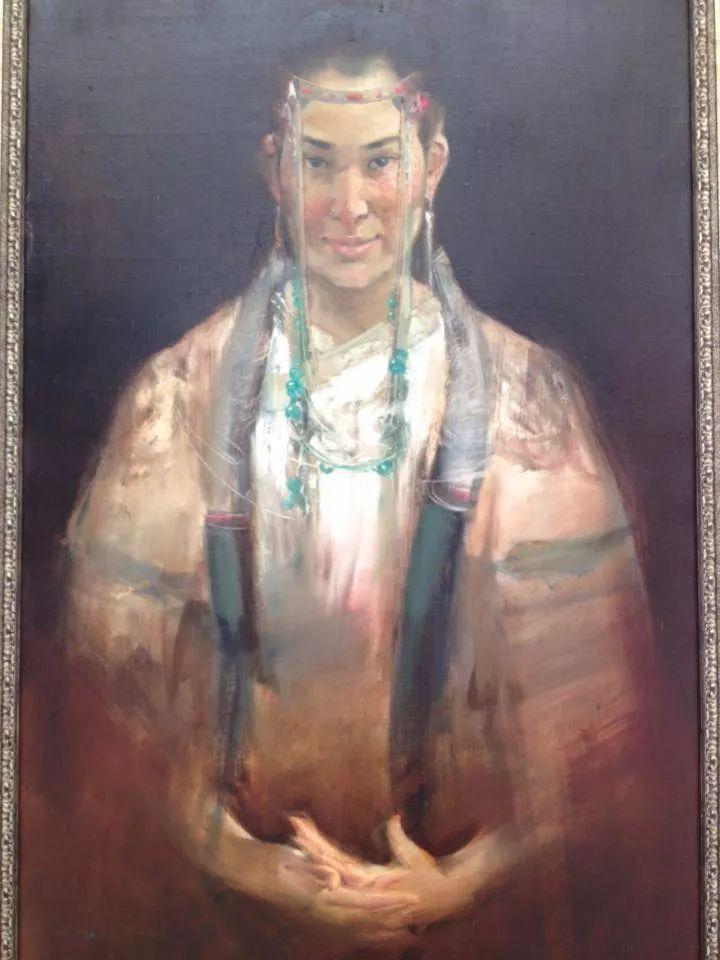 蒙古青年艺术家Otgontuvden油画作品欣赏 第11张 蒙古青年艺术家Otgontuvden油画作品欣赏 蒙古画廊