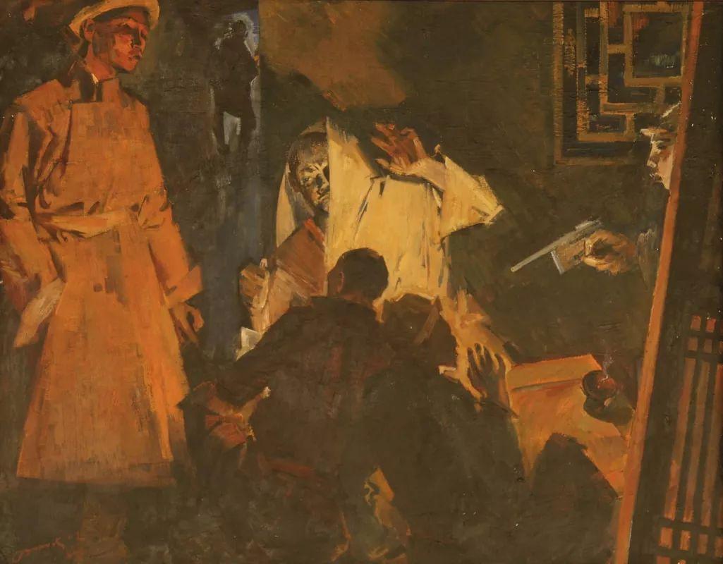蒙古青年艺术家Otgontuvden油画作品欣赏 第16张 蒙古青年艺术家Otgontuvden油画作品欣赏 蒙古画廊