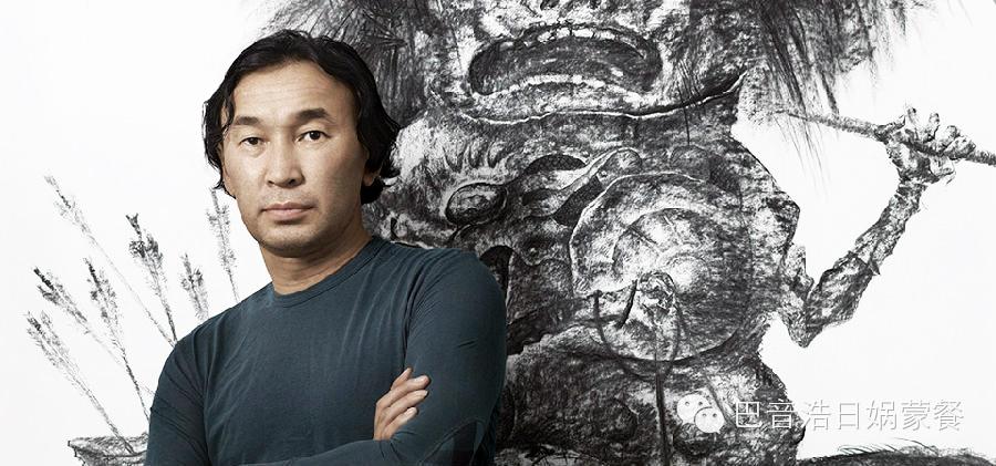 【分享】布里亚特蒙古艺术家达希•纳姆达科夫Dashi Namdakov(雕塑篇) 第1张