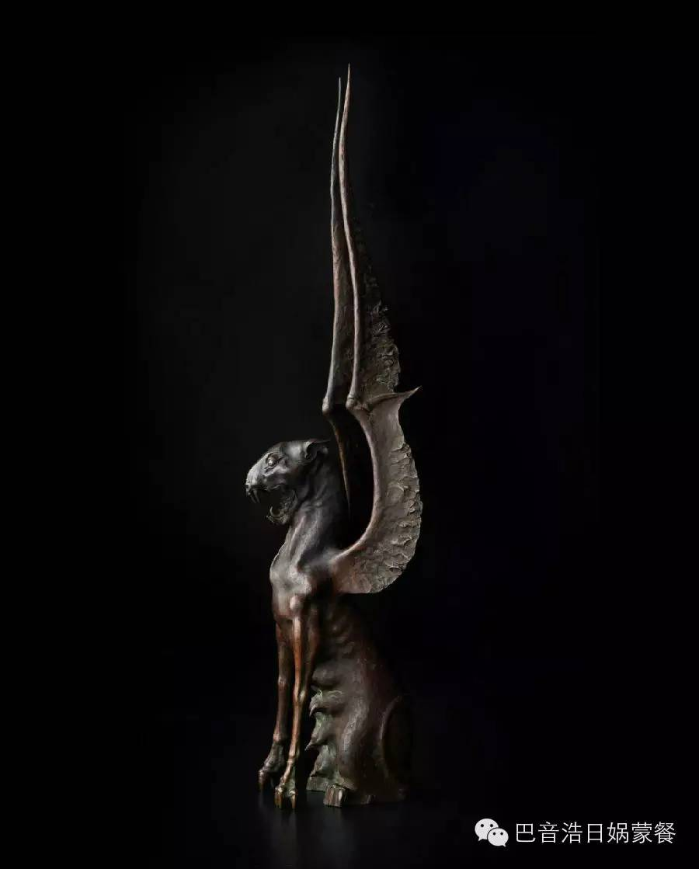 【分享】布里亚特蒙古艺术家达希•纳姆达科夫Dashi Namdakov(雕塑篇) 第11张