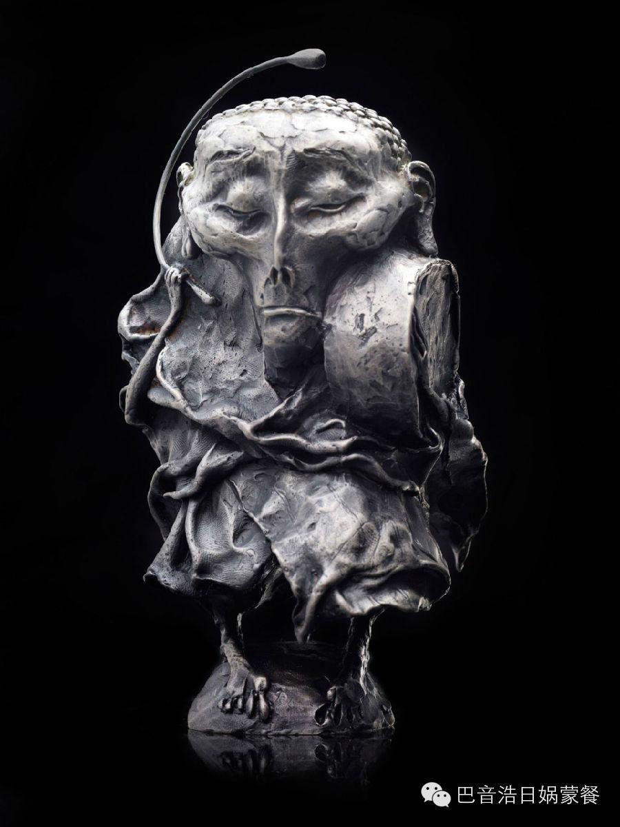 【分享】布里亚特蒙古艺术家达希•纳姆达科夫Dashi Namdakov(雕塑篇) 第17张