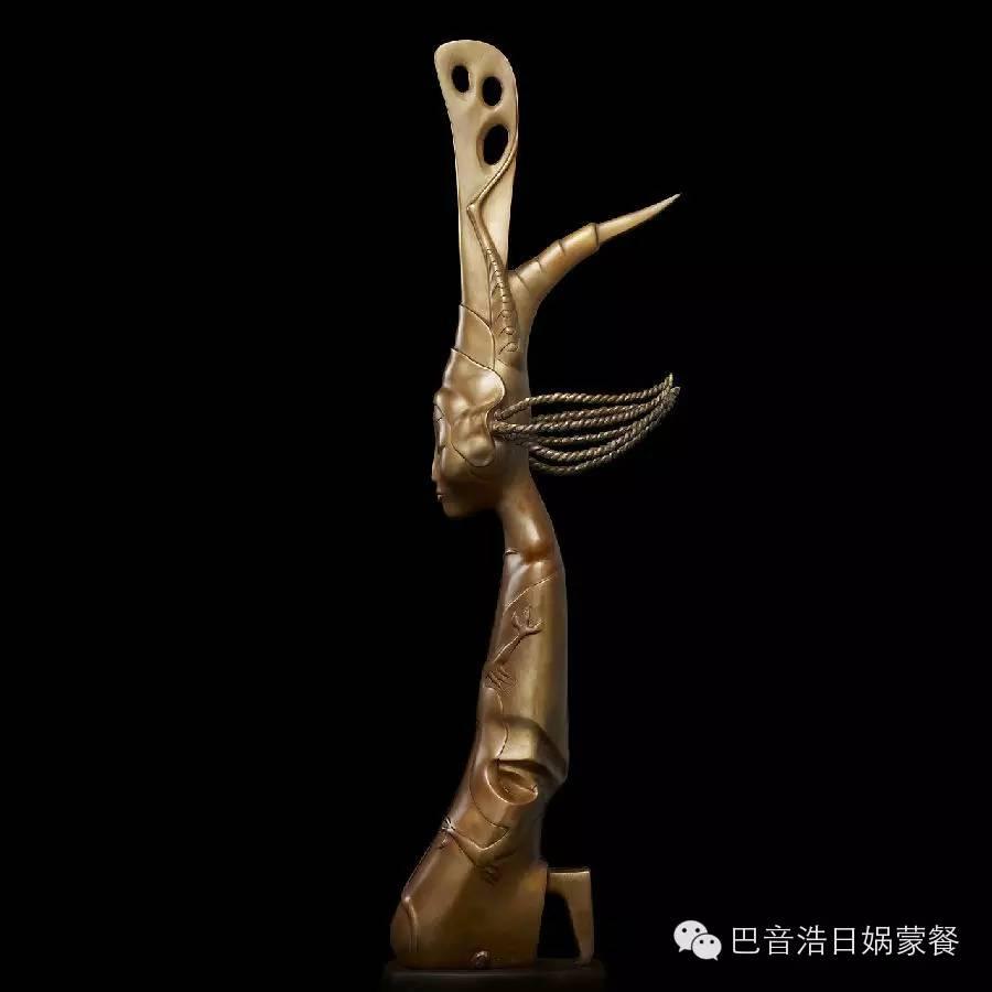 【分享】布里亚特蒙古艺术家达希•纳姆达科夫Dashi Namdakov(雕塑篇) 第15张