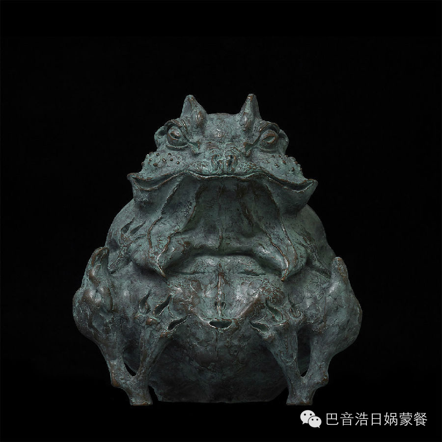 【分享】布里亚特蒙古艺术家达希•纳姆达科夫Dashi Namdakov(雕塑篇) 第20张