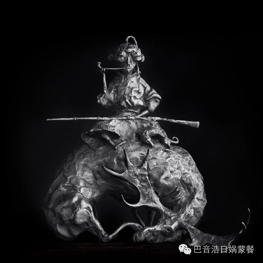 【分享】布里亚特蒙古艺术家达希•纳姆达科夫Dashi Namdakov(雕塑篇) 第25张