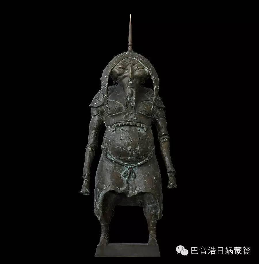 【分享】布里亚特蒙古艺术家达希•纳姆达科夫Dashi Namdakov(雕塑篇) 第31张