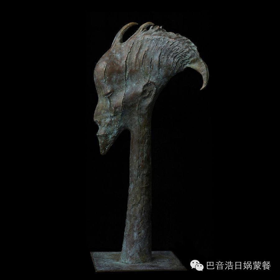 【分享】布里亚特蒙古艺术家达希•纳姆达科夫Dashi Namdakov(雕塑篇) 第28张