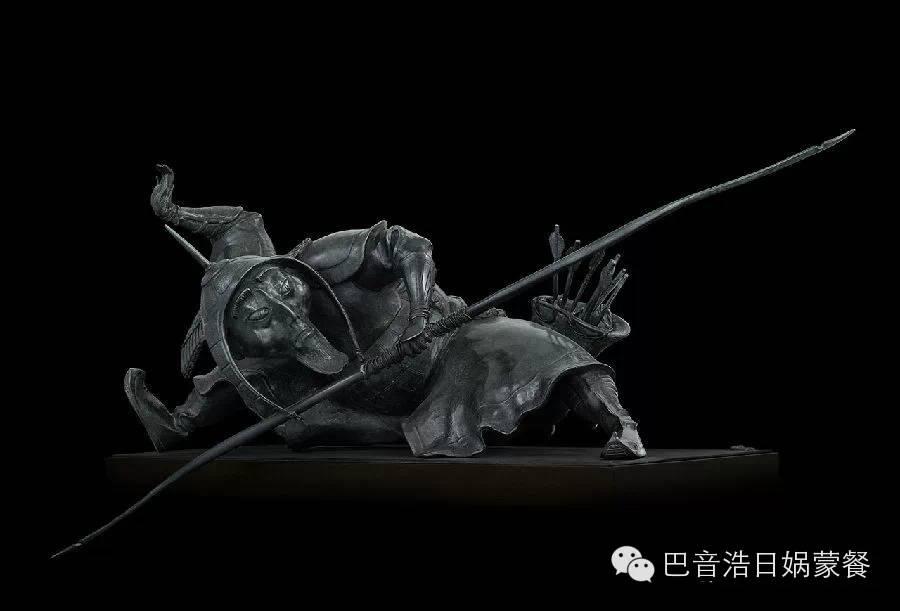 【分享】布里亚特蒙古艺术家达希•纳姆达科夫Dashi Namdakov(雕塑篇) 第33张