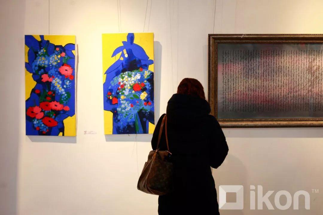 """蒙古国天才艺术家们的""""Mongol goo""""三八妇女节特别展览 第14张"""
