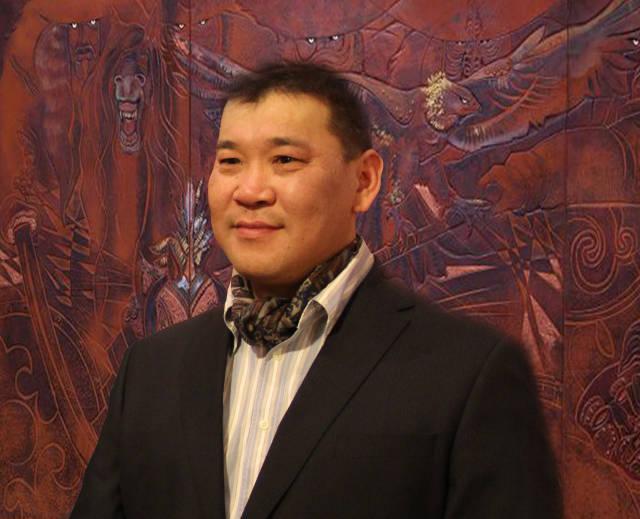 【美图】蒙古国皮画家艺术家吉雅图作品欣赏 第1张